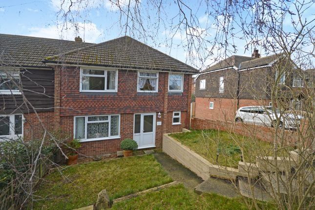 Thumbnail End terrace house for sale in Plain Road, Smeeth