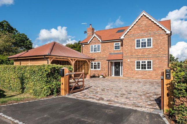 Thumbnail Detached house for sale in Bishops Road, Tutts Clump