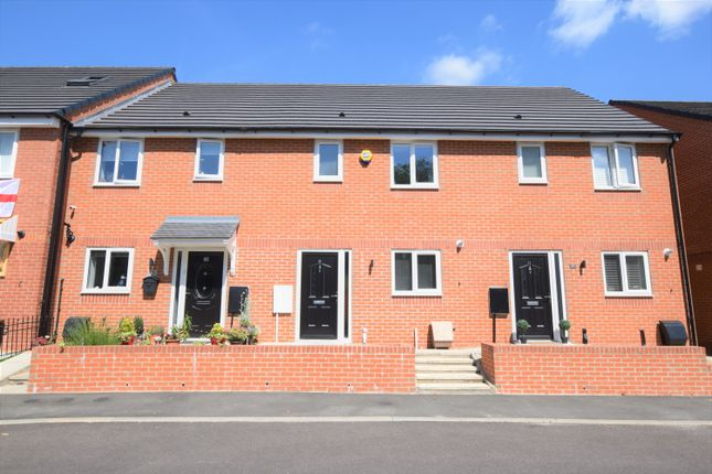 2 bed town house to rent in Silverdale Sidings, Silverdale, Newcastle ST5