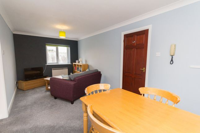Thumbnail Flat for sale in Broughton Lodge, Broughton Road, Dalton-In-Furness