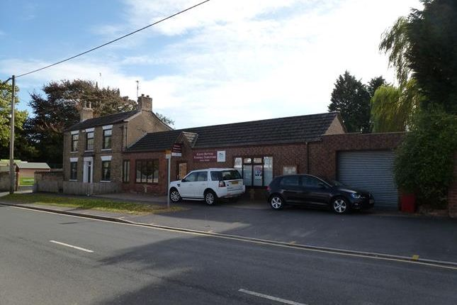 Thumbnail Office for sale in 43-45 West Street, Winterton, North Lincolnshire