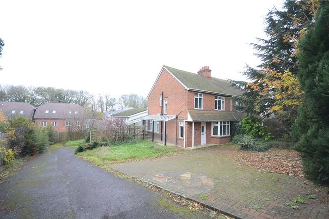 Thumbnail Property for sale in Lower Henley Road, Caversham, Reading