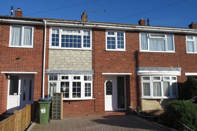 Thumbnail Terraced house to rent in The Close, Portchester