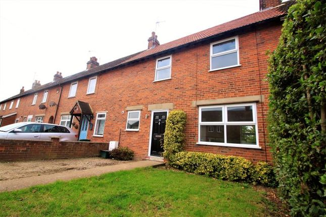 Thumbnail Terraced house to rent in Defoe Crescent, Colchester, Essex