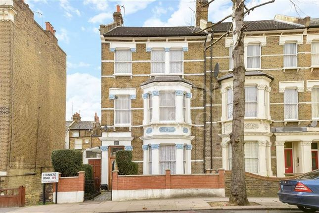 Thumbnail End terrace house for sale in Fernhead Road, Queens Park, London