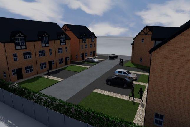 Studio to rent in Queens Court Development, Etruria Road, Stoke On Trent, Staffordshire