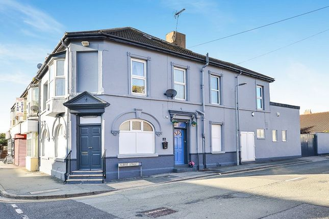 Thumbnail Terraced house for sale in Vale Road, Rhyl