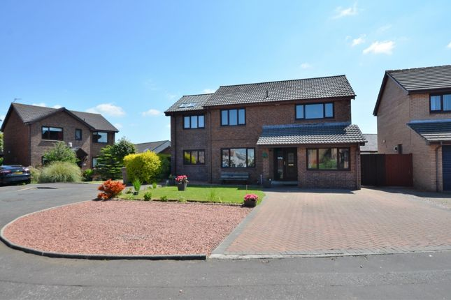 Thumbnail Detached house for sale in 30 Spallander Road, Troon