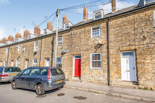 4 bed terraced house for sale in Terrace View, Horsecastles, Sherborne DT9