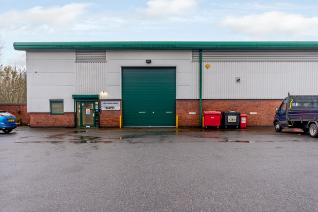 Thumbnail Industrial to let in Unit 5-7 Stretton Business Park, Units 4-7 Stretton Business Park, Burton-Upon-Trent