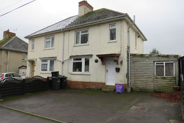 Thumbnail Semi-detached house for sale in Severalls Park Avenue, Crewkerne