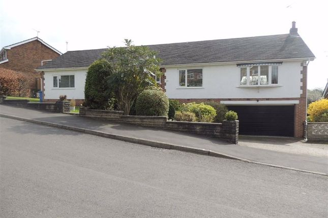 Thumbnail Detached bungalow for sale in Fernwood, Marple Bridge, Stockport