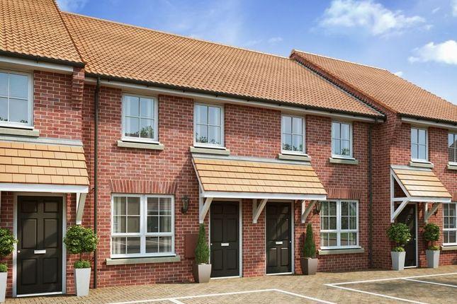 "Thumbnail End terrace house for sale in ""Aldeburgh"" at Reeds Lane, Banningham Road, Aylsham, Norwich"