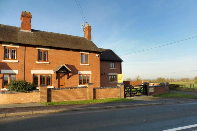 Thumbnail Property to rent in Main Road, Anslow, Burton-On-Trent
