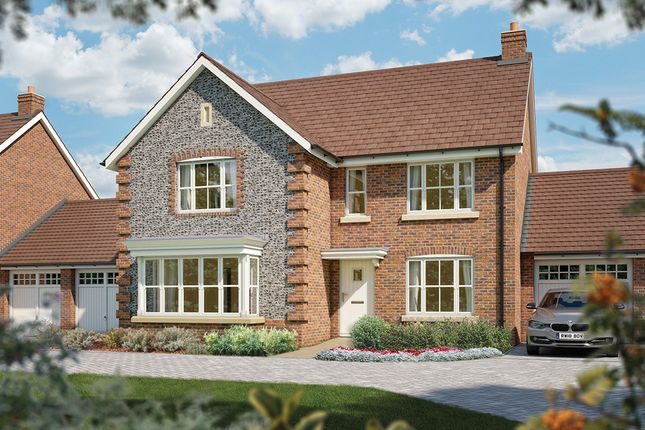 "Thumbnail Property for sale in ""The Arundel"" at Lower Icknield Way, Chinnor"