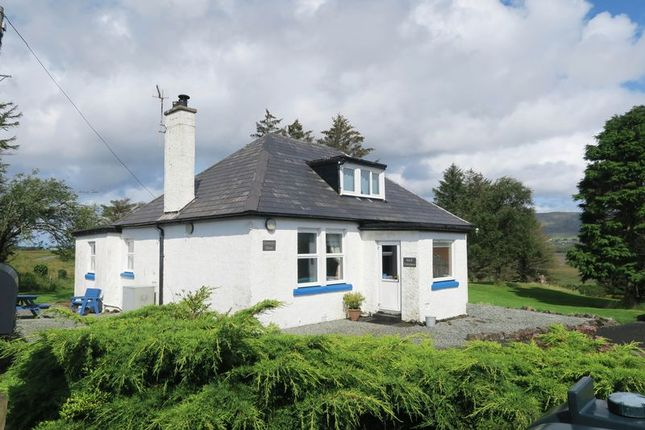 Thumbnail Detached house for sale in Garalapin, Portree