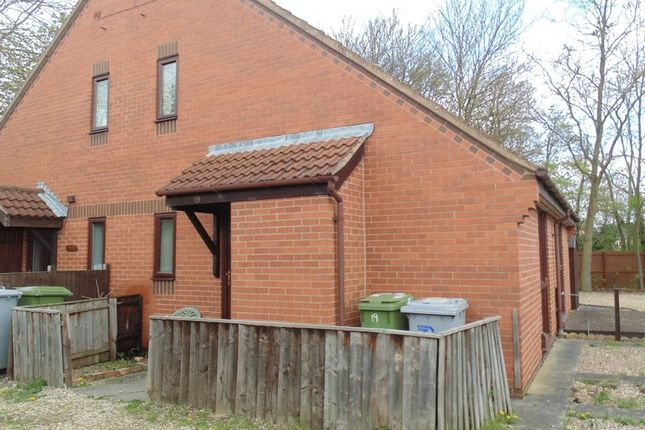 Thumbnail Property to rent in Hounsfield Close, Newark