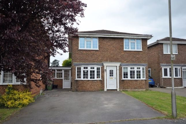 Thumbnail Detached house to rent in Fowlers Farm Road, Stokenchurch