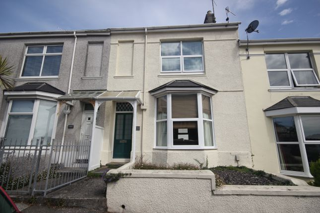 Thumbnail Terraced house to rent in Revel Road, Plymouth, Devon