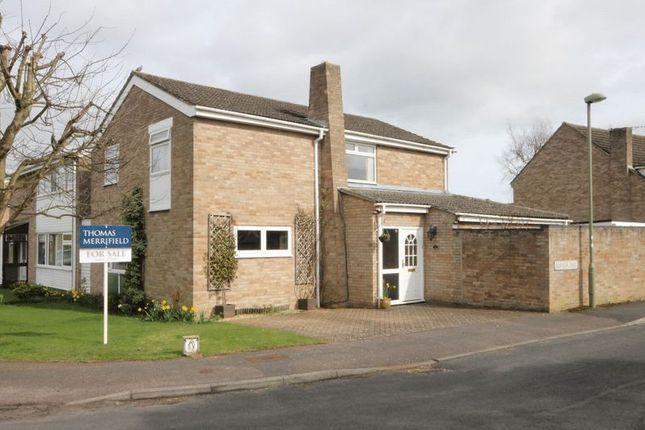 Thumbnail Detached house for sale in Manor Way, Kidlington