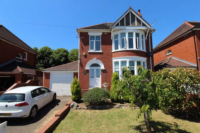 Thumbnail Detached house for sale in The Coldra, Newport