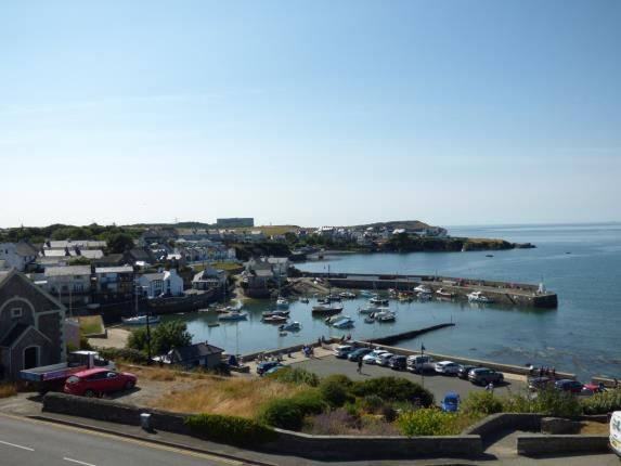 Thumbnail Terraced house for sale in Marine Terrace, Cemaes Bay, Anglesey
