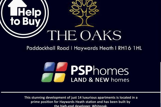 New Home 2 Bed Flat For Sale In Paddockhall Road Haywards