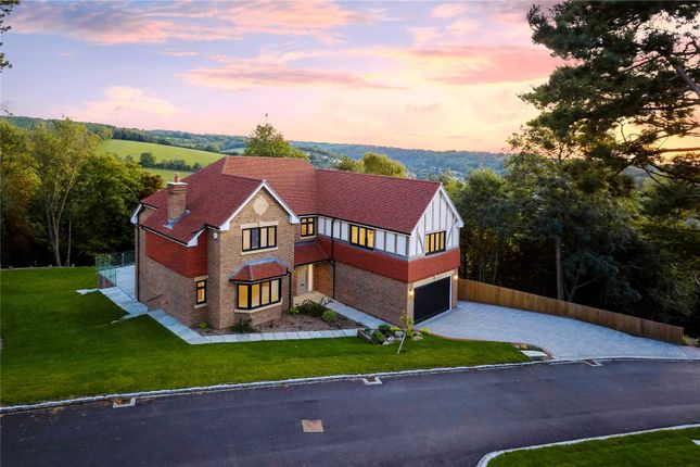 Thumbnail Detached house for sale in Butterfly Walk, Warlingham, Surrey