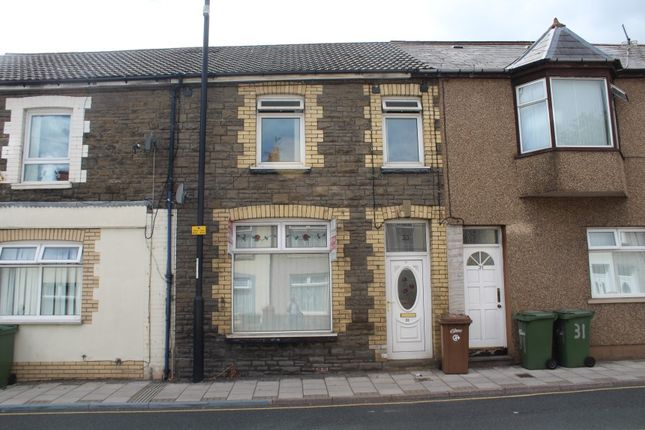 Thumbnail Terraced house for sale in 33 Commercial Street, Ystrad Mynych, Caerphilly