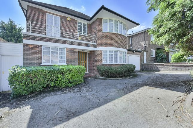 Thumbnail Detached house to rent in Heathcroft, London