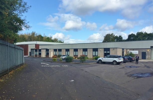 Thumbnail Warehouse for sale in Unit G, Stafford Park 15, Telford, Shropshire