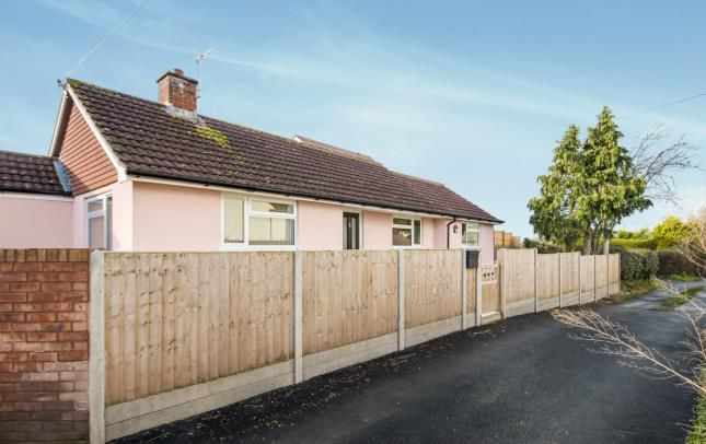 Thumbnail Bungalow for sale in Othery, Bridgwater, Somerset