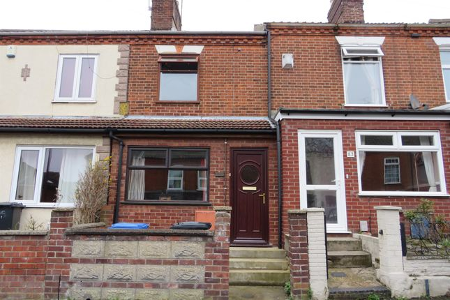 Thumbnail Terraced house for sale in Beaconsfield Road, Norwich
