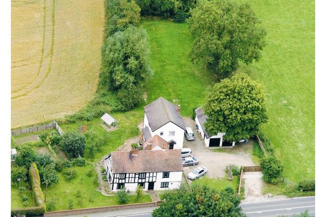 Thumbnail Detached house for sale in Ludlow Road, Leominster