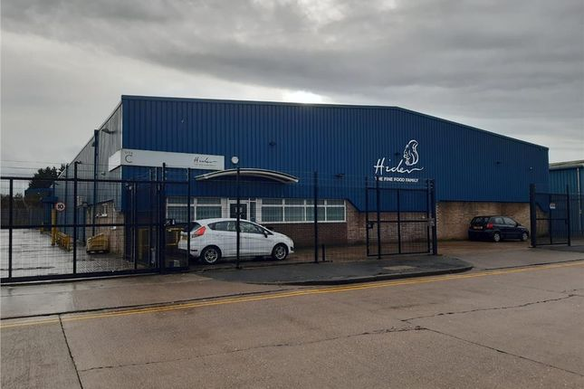 Thumbnail Industrial for sale in Wiltshire Road, Dairycoates Industrial Estate, Hull, East Yorkshire