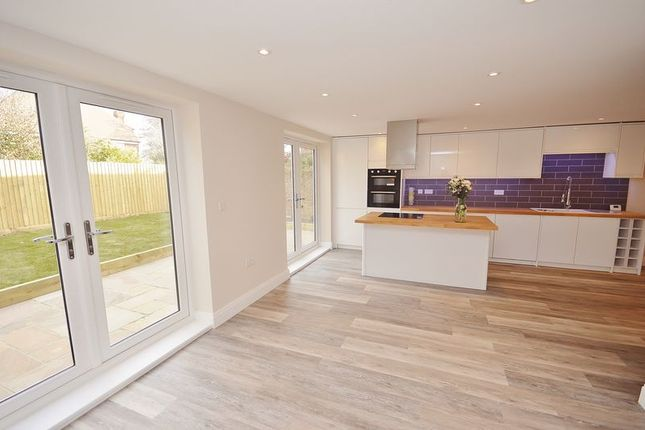 Thumbnail End terrace house for sale in Thame Road, Longwick, Princes Risborough