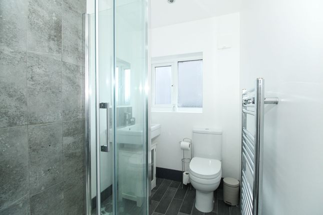 Shower Room of East Glade Place, Sheffield S12