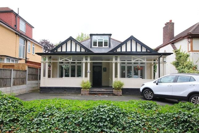 Thumbnail Detached bungalow for sale in Aigburth Road, Grassendale, Liverpool