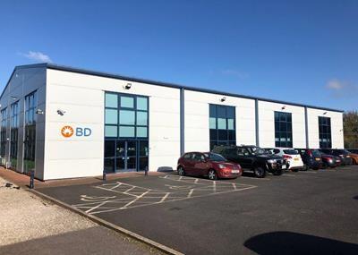 Thumbnail Office to let in Unit 1, Kincraig Business Park, Kincraig Road, Blackpool, Lancashire