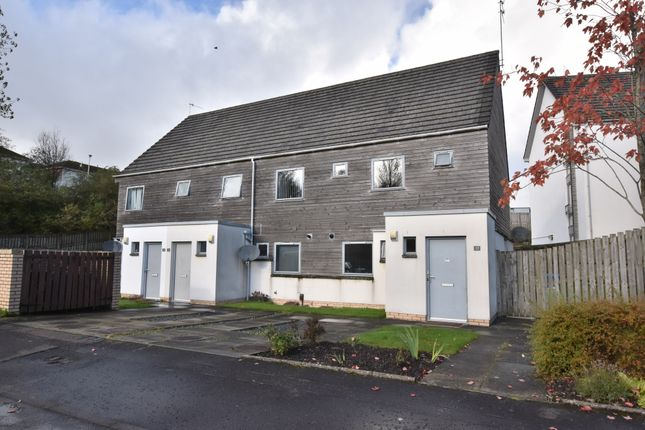 Thumbnail 3 bed end terrace house for sale in Sandpiper Lane, Greenock