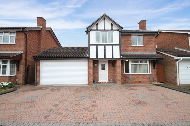 Thumbnail Detached house for sale in Broadlee, Wilnecote, Tamworth