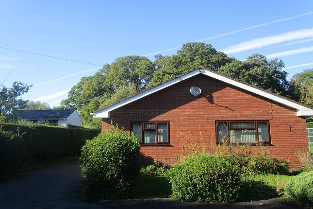 Thumbnail Bungalow for sale in Long Street, Ystradgynlais, Swansea, City And County Of Swansea.
