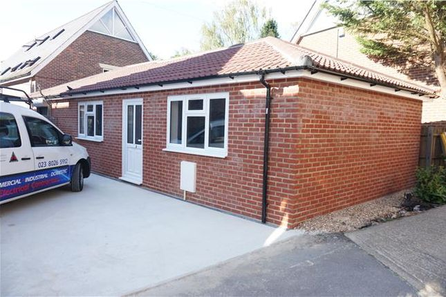 Thumbnail Office to let in Rear Of 36-38 Hiltingbury Road, Chandlers Ford, Eastleigh