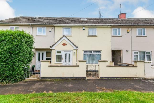 Thumbnail Terraced house for sale in Okebourne Close, Brentry, Bristol, City Of Bristol
