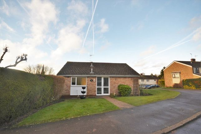 2 bed bungalow to rent in St Clements, Thaxted, Gt Dunmow