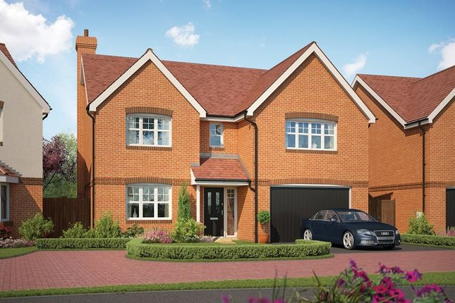 Thumbnail Detached house for sale in Ringwood Road, Ferndown