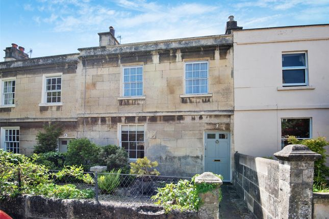Thumbnail Terraced house for sale in Brookleaze Buildings, Bath, Somerset