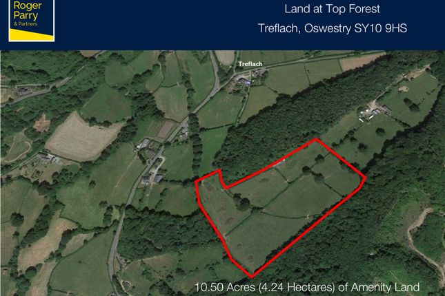 Land for sale in Treflach, Oswestry SY10