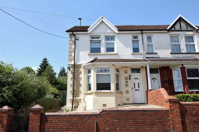 Thumbnail Semi-detached house for sale in Pentwyn Road, Blackwood