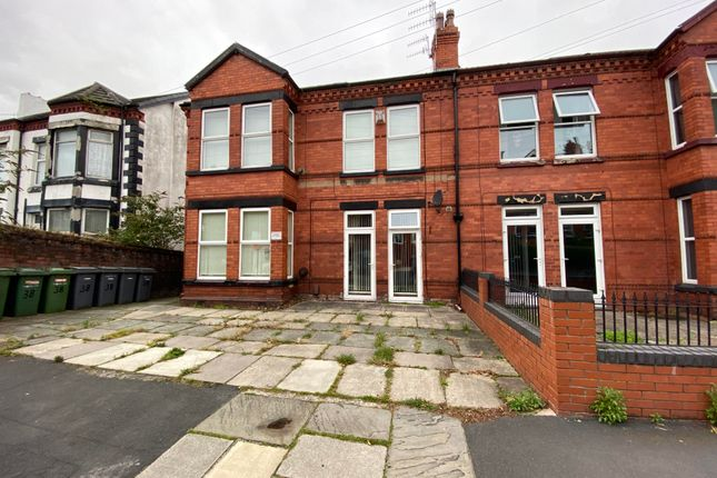 Thumbnail Flat to rent in Willowbank Road, Tranmere, Birkenhead